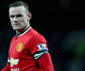 Wayne Rooney Wanted In China